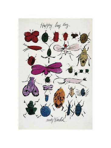 Happy Bug Day, c.1954 Framed Art Print
