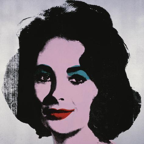 Liz, 1963 Art Print