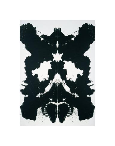 Rorschach, c.1984 Stampa artistica