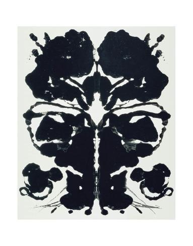 Rorschach Stampa artistica