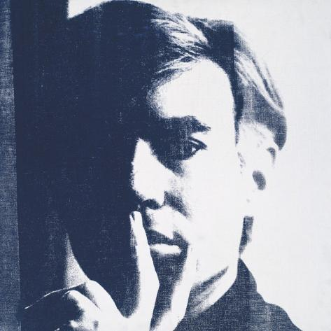 Self-Portrait, c.1978 Art Print