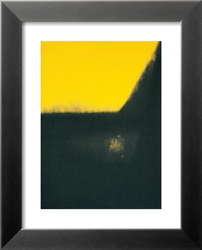 Shadows II, c.1979 Lamina Framed Art Print