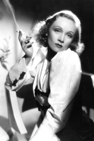 Ange Angel De Ernstlubitsch Avec Marlene Dietrich 1937 Photo
