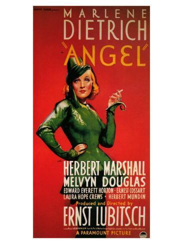 Angel, 1937 Art Print