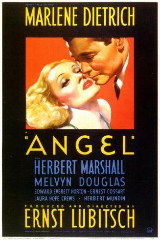 Angel, 1937 Masterprint