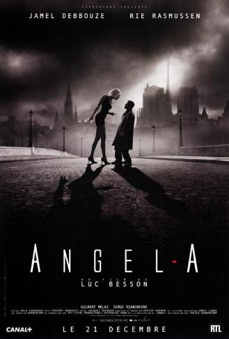 Angel-A - French Style Poster