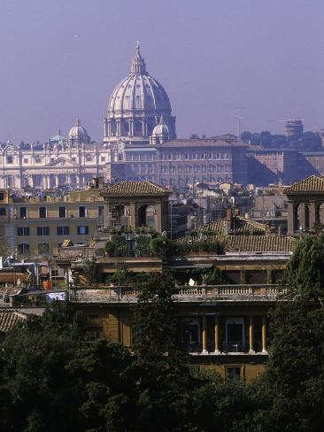 Rome, Italy Photographic Print