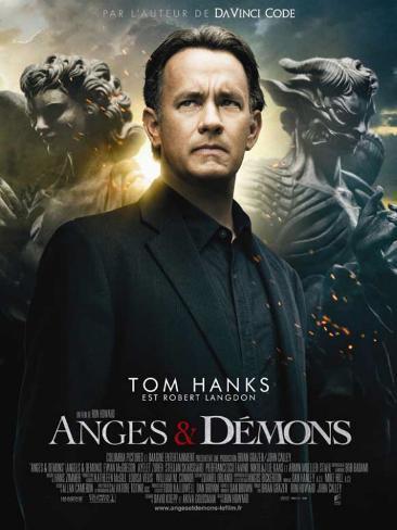 Angels and Demons Masterprint