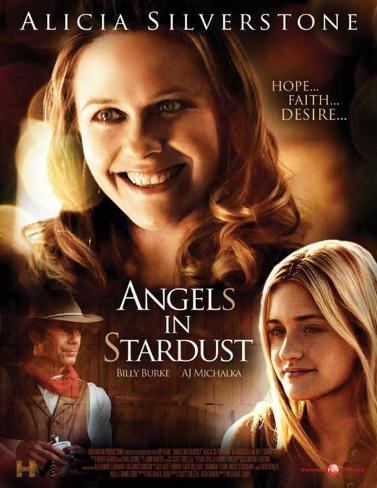 Angels in Stardust Masterprint
