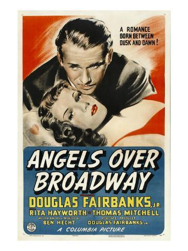 Angels over Broadway, 1940 Photo