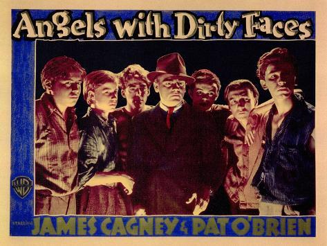 Angels With Dirty Faces, 1938 Stampa artistica