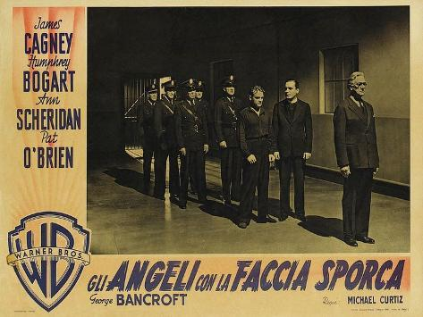 Angels With Dirty Faces, 1938 Art Print