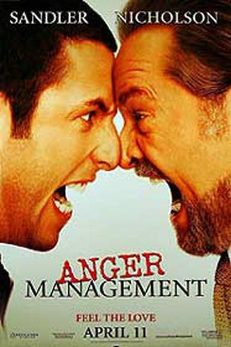 Anger Management Double-sided poster