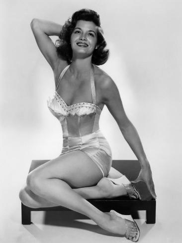 Angie Dickinson, 1959 Photo