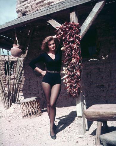 Angie Dickinson - Rio Bravo Foto