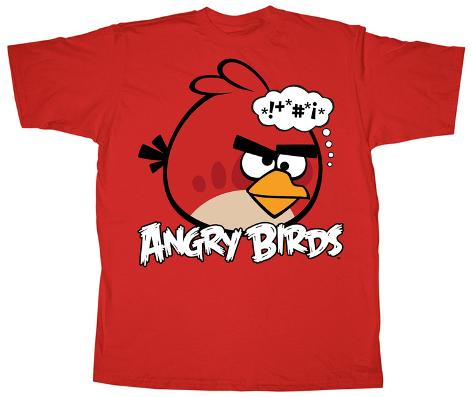 Angry Birds - Bonkers T-Shirt