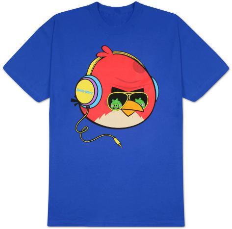Angry Birds - Tough Guy T-Shirt