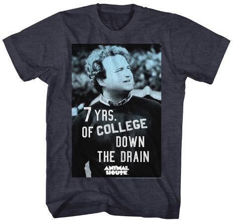 Animal House- 7 Years Down Camiseta