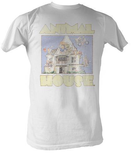 Animal House - Cartoon T-Shirt