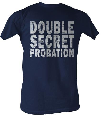 Animal House - Double Secret Probation T-Shirt