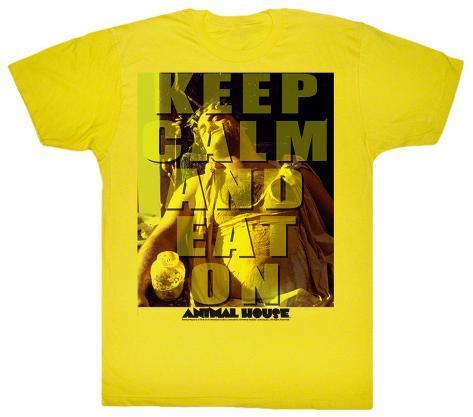 Animal House - Eat On T-Shirt