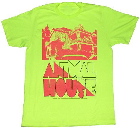 Animal House - Frat House T-Shirt