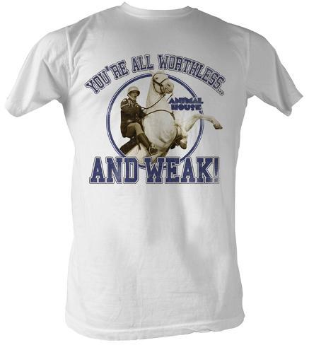 Animal House - Worthless And Weak T-Shirt