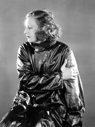 Anna Christie, Greta Garbo, 1930 Fotografía