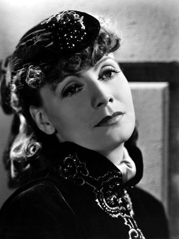 Anna Karenine 1935 Directed by Clarence Brown Greta Garbo Photo