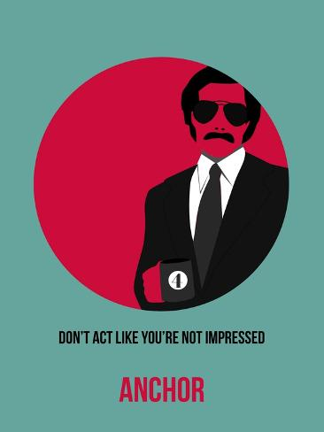 Anchor Poster 1 Art Print