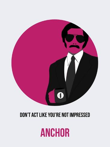 Anchor Poster 2 Art Print