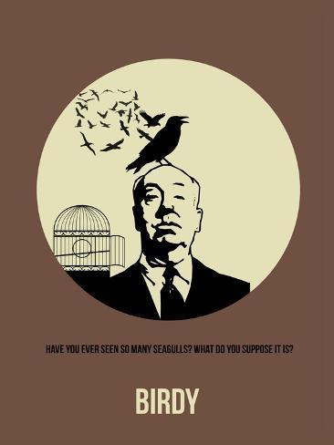 Birdy Poster 1 Art Print
