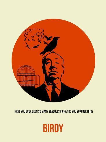 Birdy Poster 2 Premium Giclee Print
