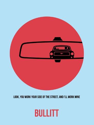 Bullitt Poster 1 Art Print