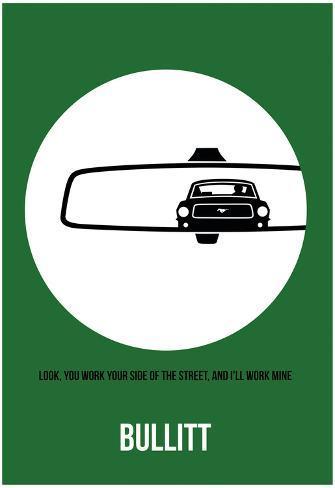 Bullitt Poster 2 Poster