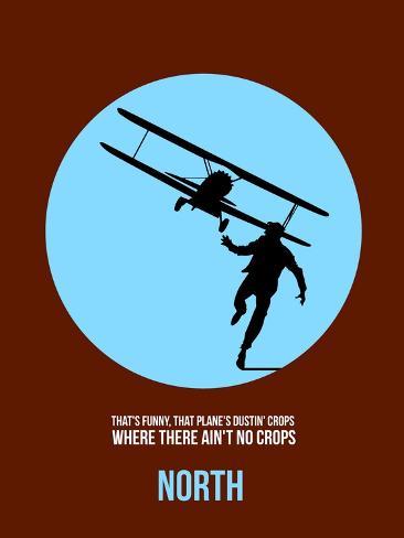 North Poster 2 Art Print
