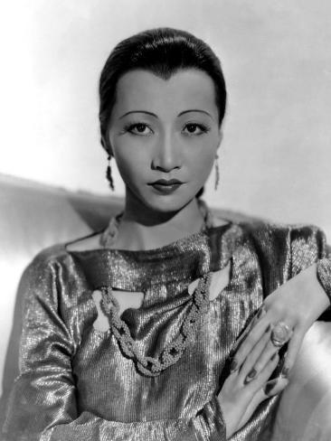 Anna May Wong, c.1937 Photo