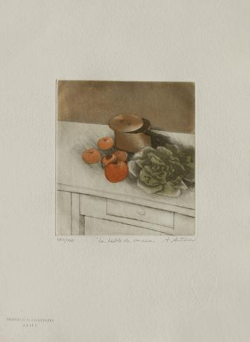 tables la table de cuisine limited edition by annapia. Black Bedroom Furniture Sets. Home Design Ideas