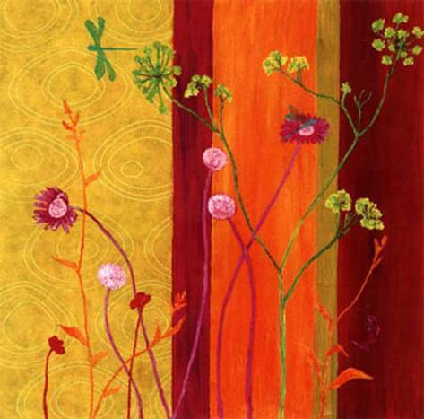 Hymne A la Nature Art Print