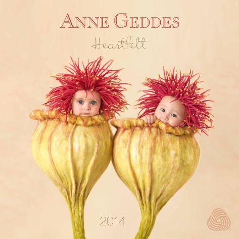Anne Geddes - 2014 Calendar Calendars