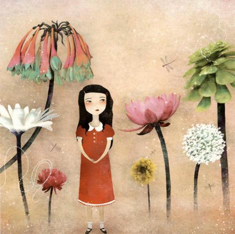 Mon jardin secret posters by anne julie aubry at for Au jardin secret
