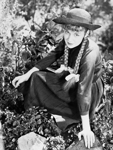 Anne of Green Gables, 1934 Photographic Print