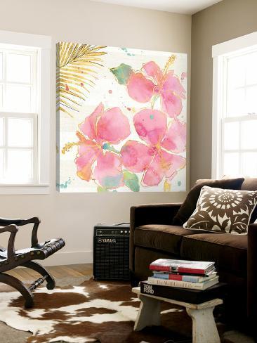 Flamingo Fever VII Loft Art