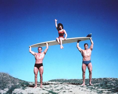 Annette Funicello - Beach Party Foto