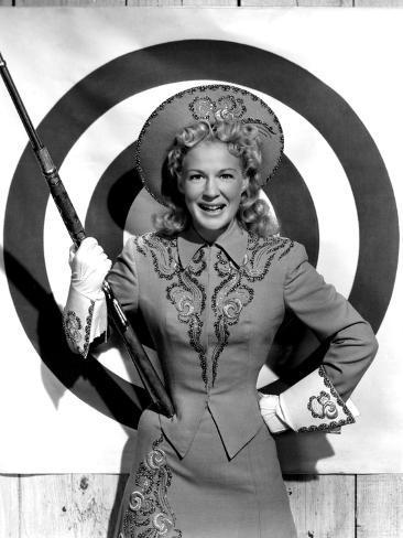 Annie Get Your Gun, Betty Hutton, 1950 Fotografia