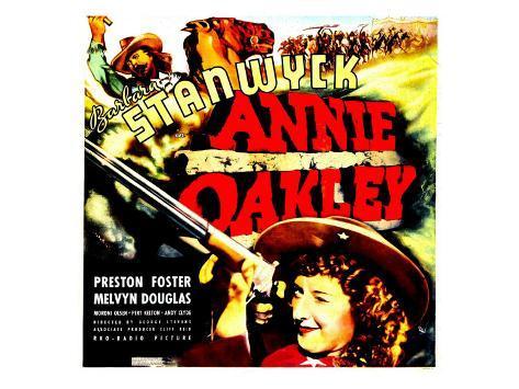 Annie Oakley, Moroni Olsen, 1935 Photo