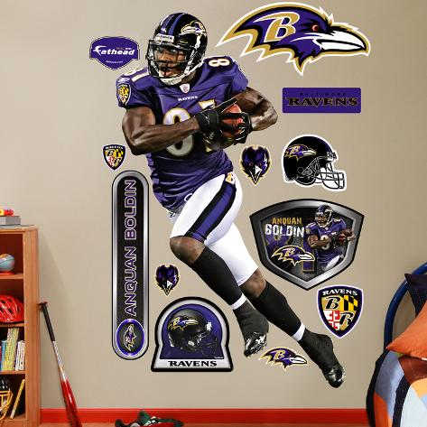 Anquan Boldin   Wall Decal