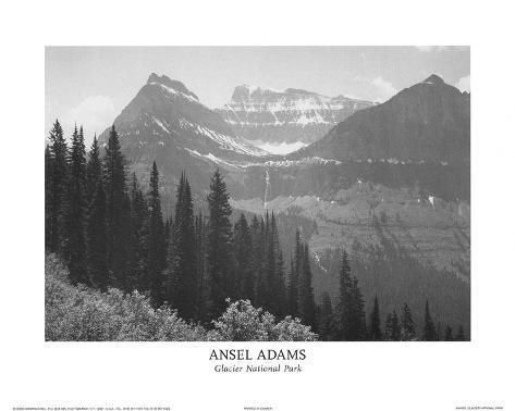 Glacier National Park Mini Poster