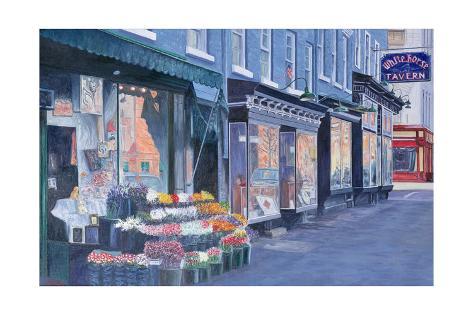 White Horse Tavern, Hudson Street, West Village, 2000 Giclee Print