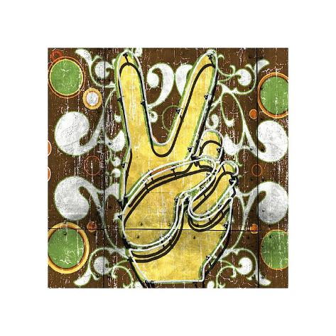 Peace I Giclee Print